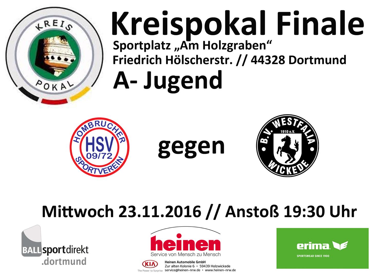 Pokalfinale A-Jugend
