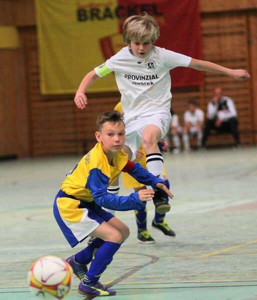Sieben Jugendteams in der HSM-Endrunde | B V  Westfalia